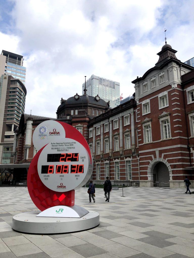 東京オリンピックまであと・・・